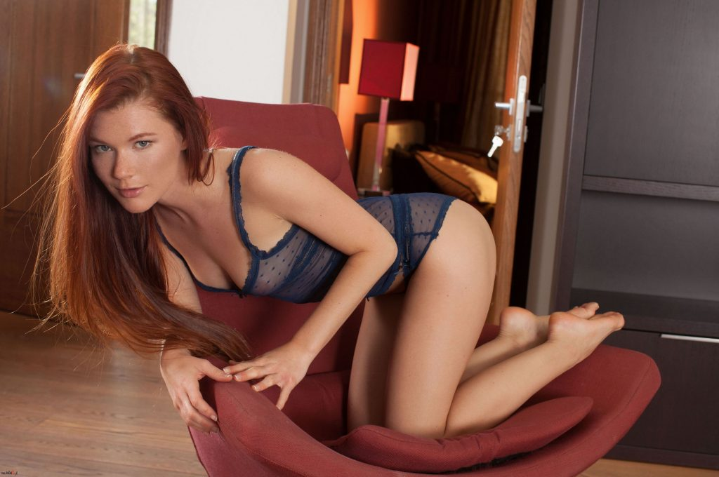 Red Hair Beauty - 123LondonEscorts